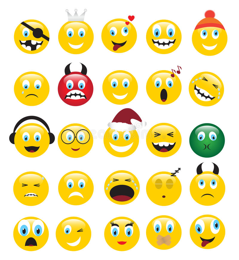 Download Yellow Emotions Royalty Free Stock Photography - Image: 26018887