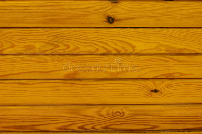 Yellow empty blank wooden background, painted dark table surface, colored wood texture boards with copy space, vintage planks with. Yellow empty blank wooden stock photography