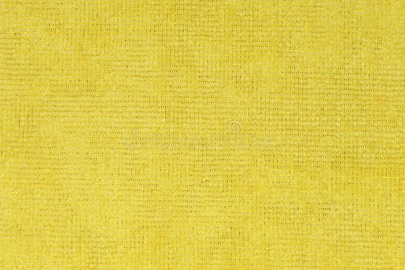 Yellow Cloth Texture Yellow fabric texture ...