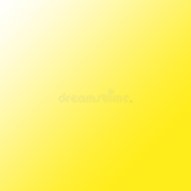Yellow fading background royalty free stock photo