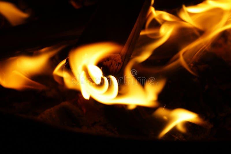 Yellow Flame Free Public Domain Cc0 Image