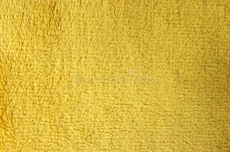 Yellow fleece