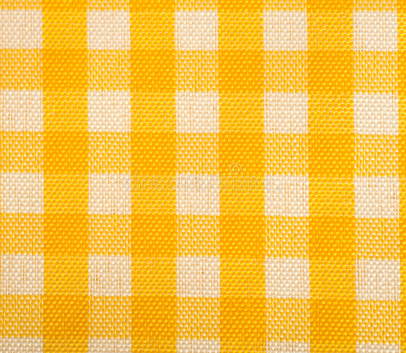 Download Yellow Gingham Background stock image. Image of gingham - 5114777