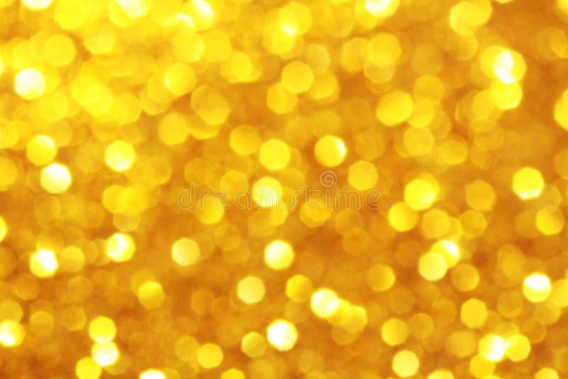 Yellow Gold Sparkle Background Stock Photo Image 49790238