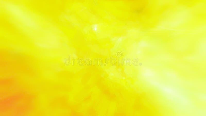 Yellow Green Orange Background Beautiful elegant Illustration graphic art design Background. Image royalty free illustration