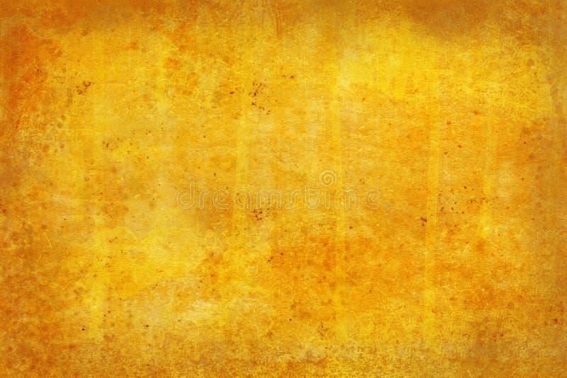 Download Yellow grunge background stock illustration. Image of stone - 22701540
