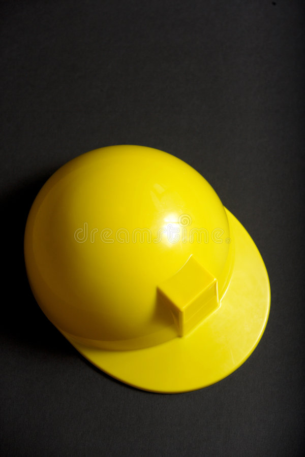 Free Yellow Hard Hat Royalty Free Stock Images - 4366239
