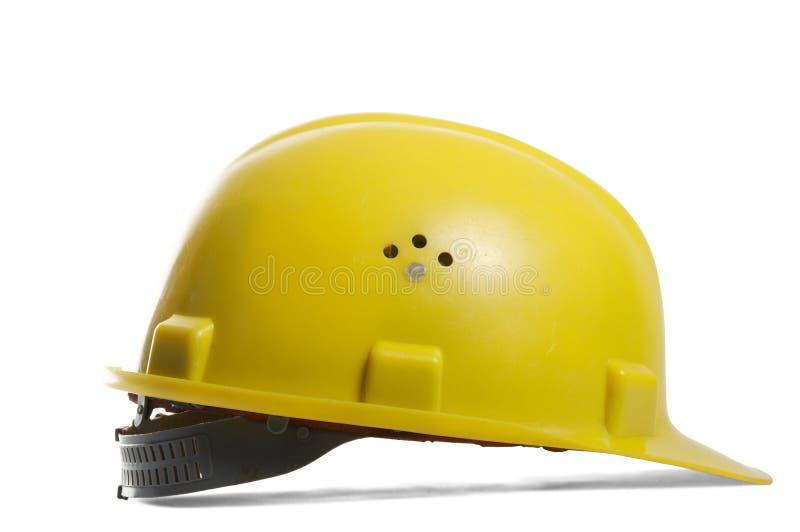 Yellow Hardhat Stock Photography