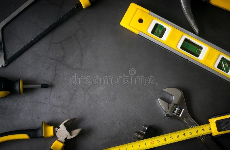 12 668 Black Tools Yellow Photos Free Royalty Free Stock Photos From Dreamstime