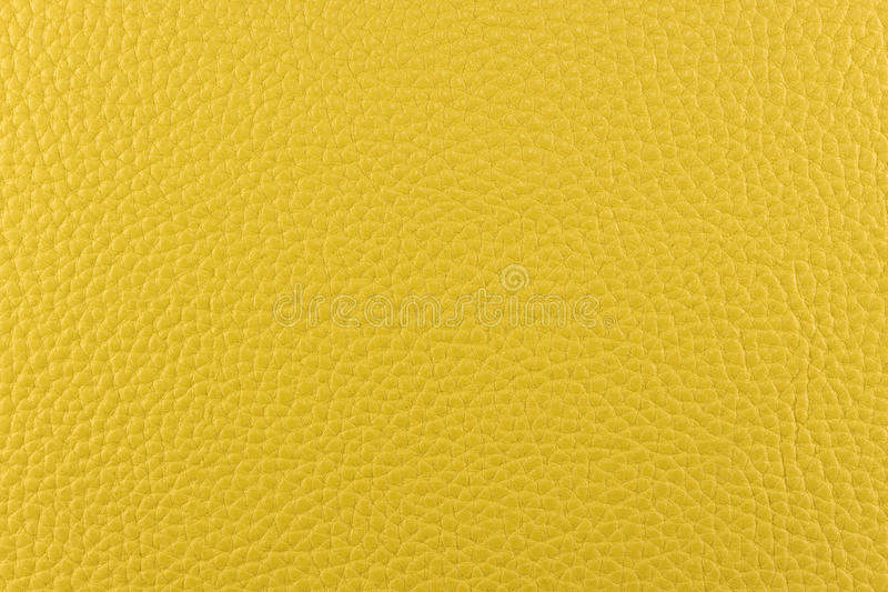 Download Yellow leather stock photo. Image of wrinkled, suede - 13854840
