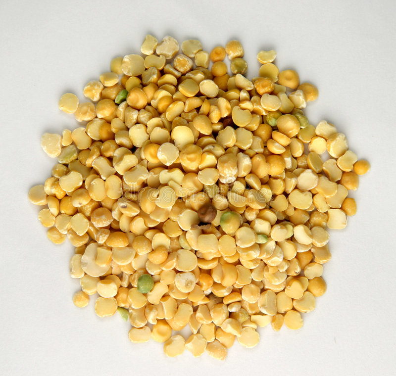 Download Yellow lentils stock image. Image of base, seed, creamy - 186649