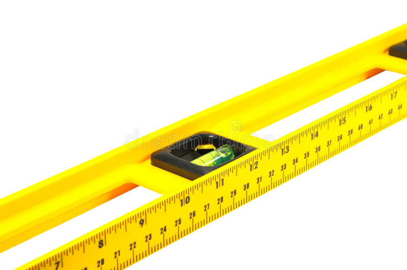 Download Yellow Level Royalty Free Stock Image - Image: 7383436