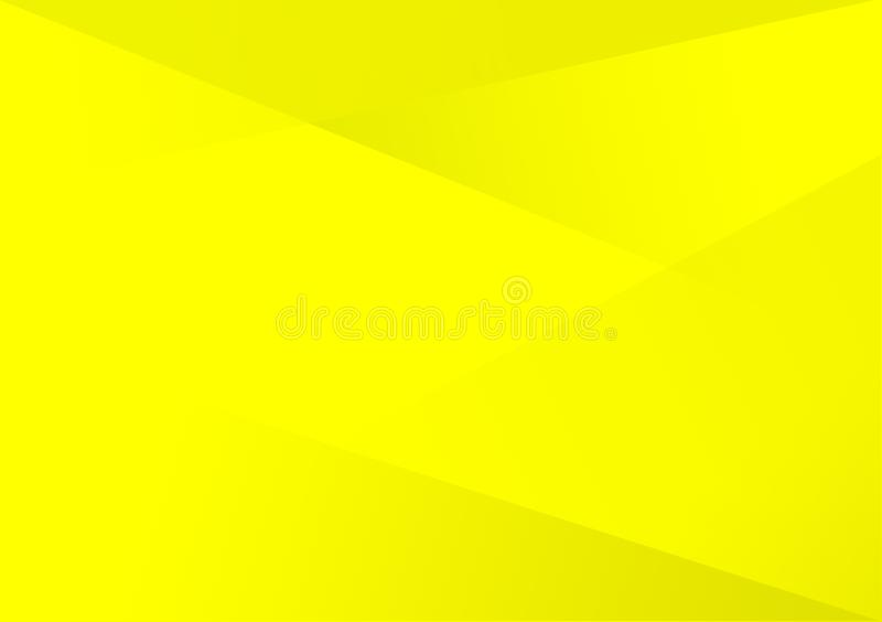 Yellow linear shape background gradient background royalty free illustration