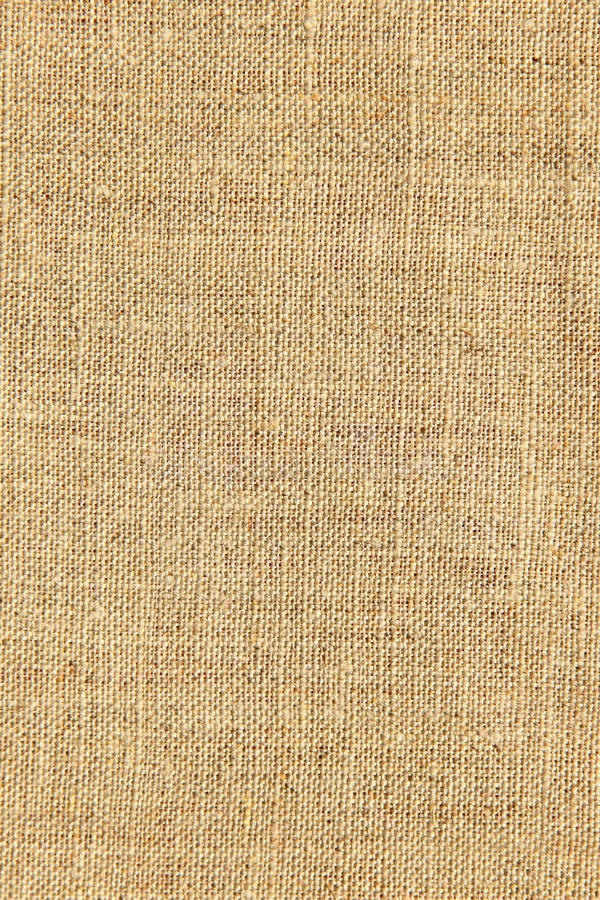 Download Yellow Linen Texture For The Background Stock Image - Image of holland, flax: 20337743