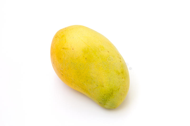 Download Yellow mango (Ripe mango). stock photo. Image of exotic - 19077634