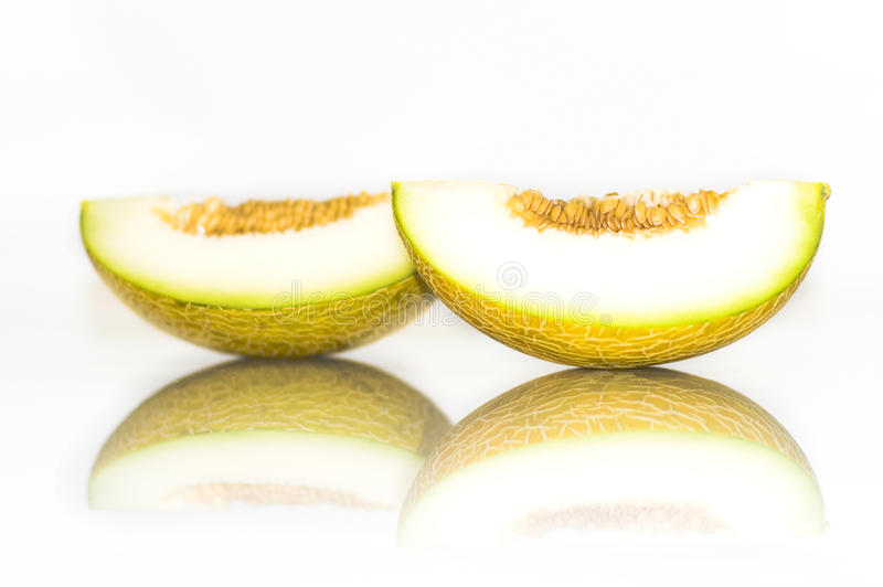 Yellow Melon royalty free stock images