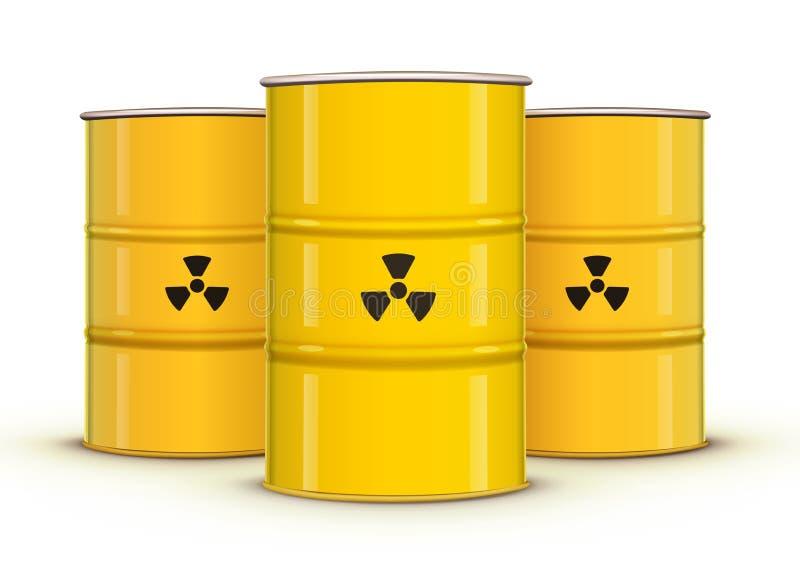 Download Yellow Metal Barrels Stock Photo - Image: 24661620