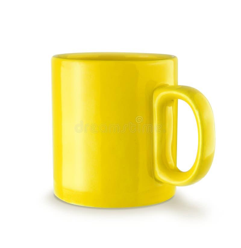 Free Yellow Mug Stock Photos - 55255853