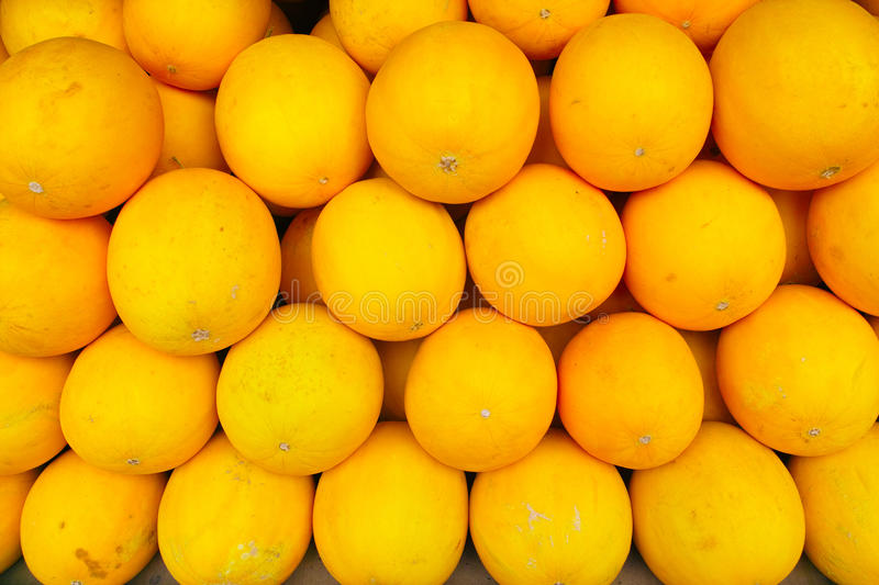 Download Yellow Muskmelon Stock Image - Image: 32304351