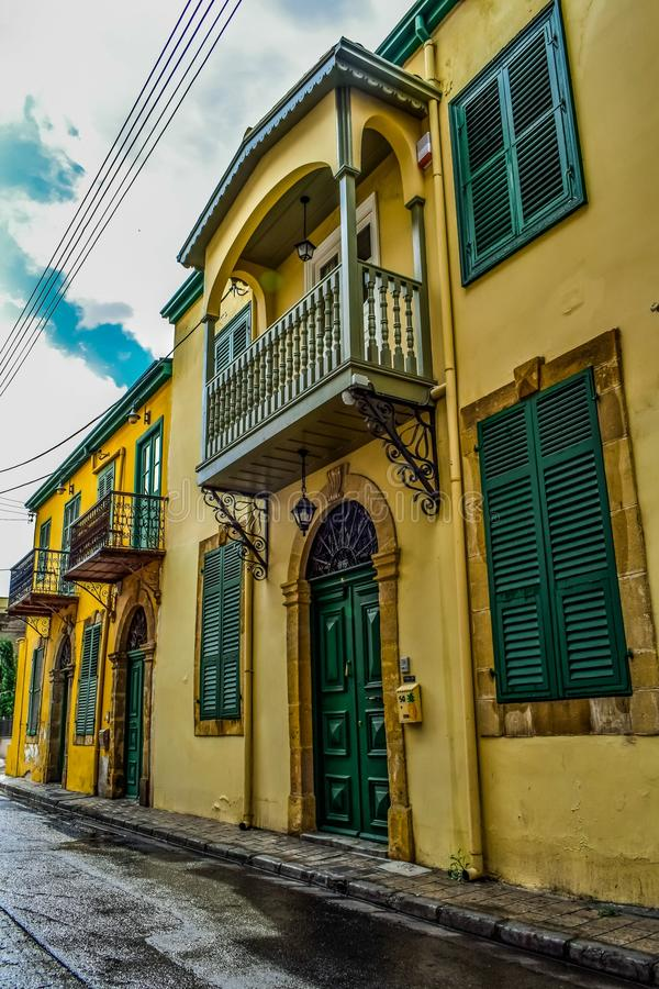 Yellow, Neighbourhood, Town, Landmark stock images