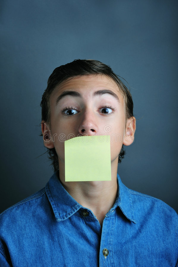 Download Yellow notes stock photo. Image of attention, remember - 6670890