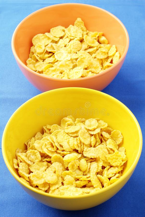 Download Yellow And Orange Bowls With Corn Royalty Free Stock Photography - Image: 23628537
