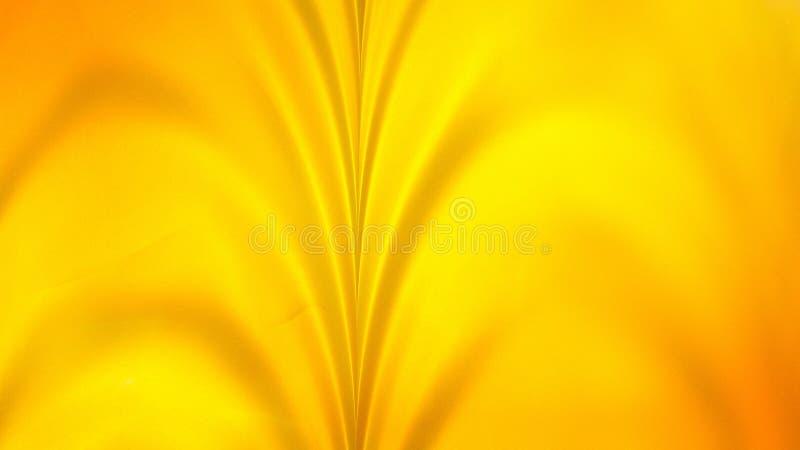 Yellow Orange Leaf Background Beautiful elegant Illustration graphic art design Background. Image stock illustration