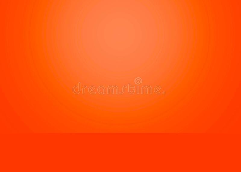 Yellow and Orange-Yellow mesh abstract gradient vector background. stock illustration