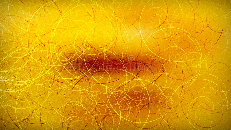 Yellow Orange Red Beautiful elegant Illustration graphic art design Background. Yellow Orange Red Background Beautiful elegant Illustration graphic art design royalty free illustration