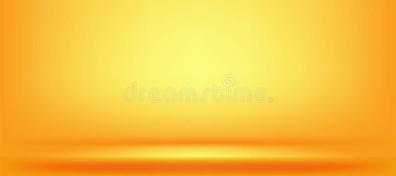 yellow and orange studio background stock photos
