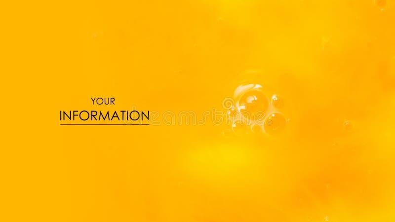 Yellow orange yolk macro food pattern stock photo