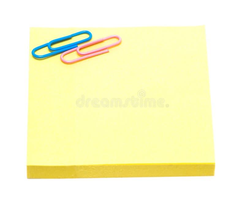 Download Yellow Pages del taccuino fotografia stock. Immagine di accessori - 7317344