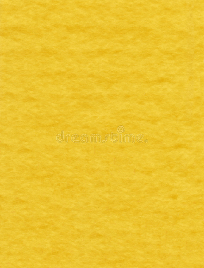 Yellow Paper Book Cover stock photo