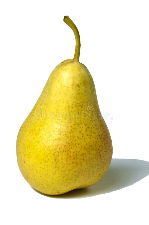 Download Yellow pear stock photo. Image of pear, close, vegan - 27968538