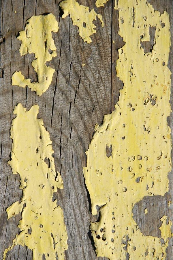 Free Yellow Peeling Warped Wood Stock Photo - 477670