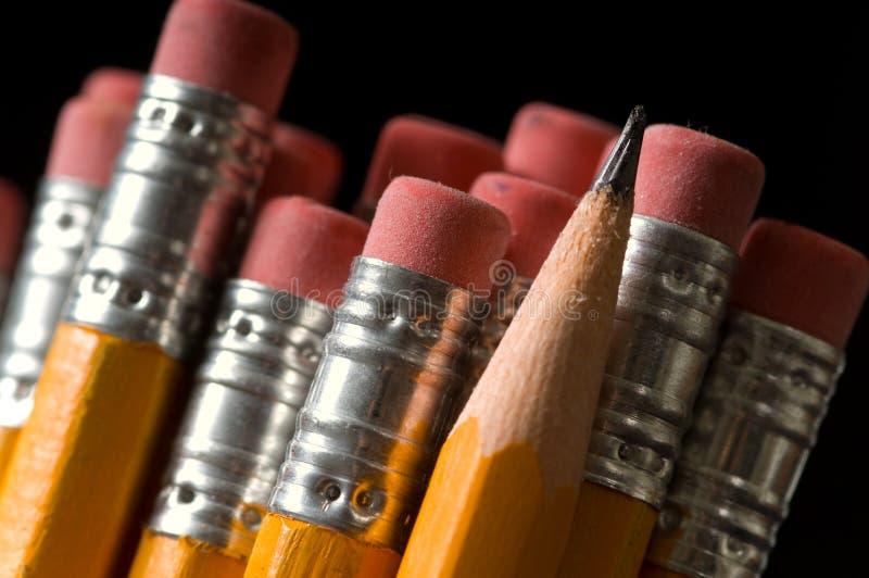 Yellow Pencils