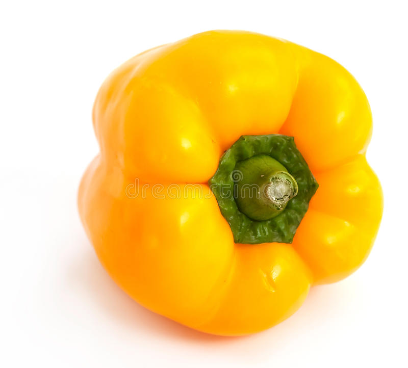 Free Yellow Pepper Stock Image - 16935351