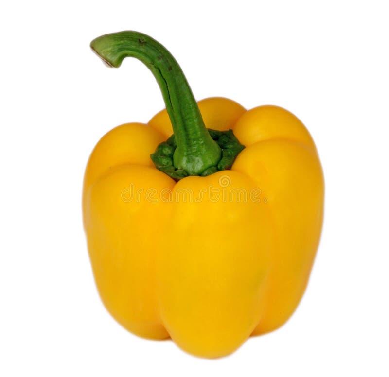 Yellow Pepper Stock Image