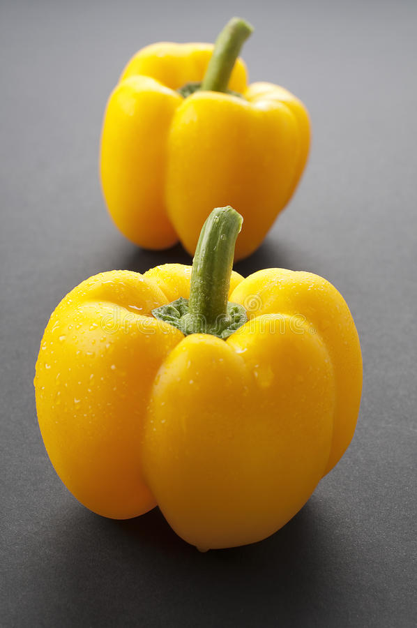 Download Yellow pepper stock photo. Image of food, sweet, health - 25076868