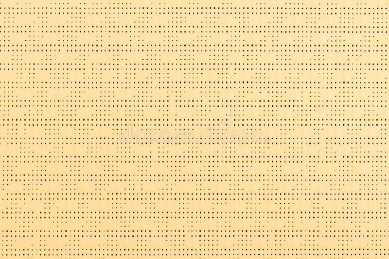 Yellow placemat texture