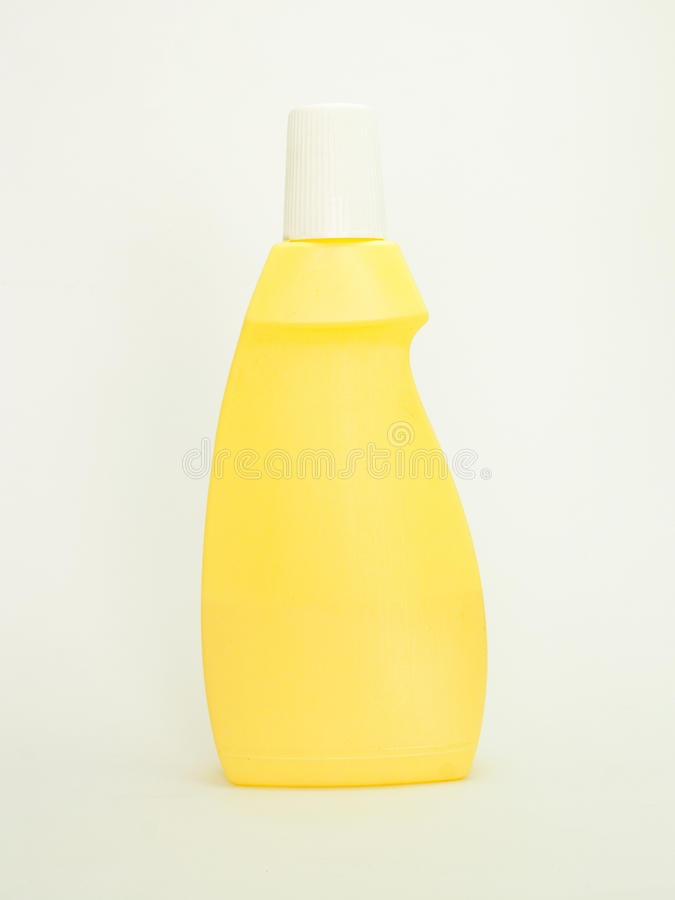 Download Yellow plastic container stock image. Image of clean - 11229521