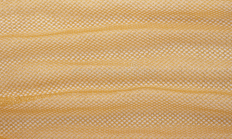 Download Yellow Plastic Fabric stock photo. Image of pattern, thread - 21920696