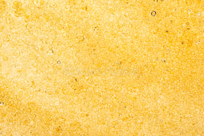 Yellow plastic resins texture royalty free stock photography