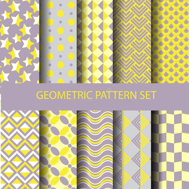 geometric yellow background illustration - photo #28