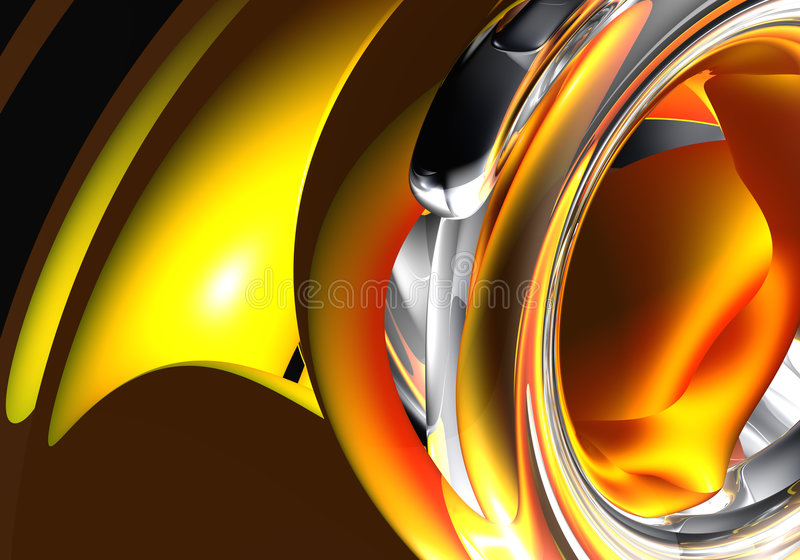 Download Yellow&red ring stock illustration. Image of avatar, pattern - 514455