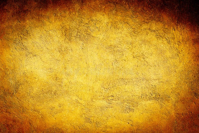 A yellow red wall with vignette stock photos