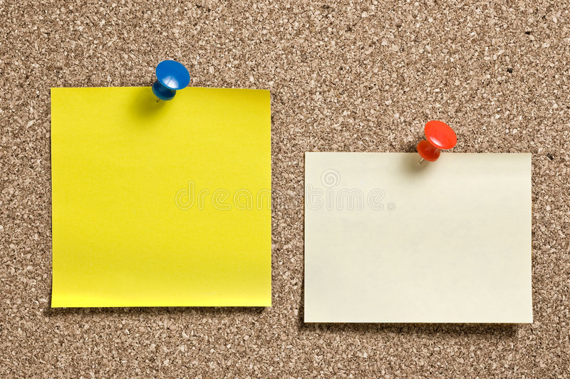 Download Yellow remainder notes stock photo. Image of post, postit - 5805914