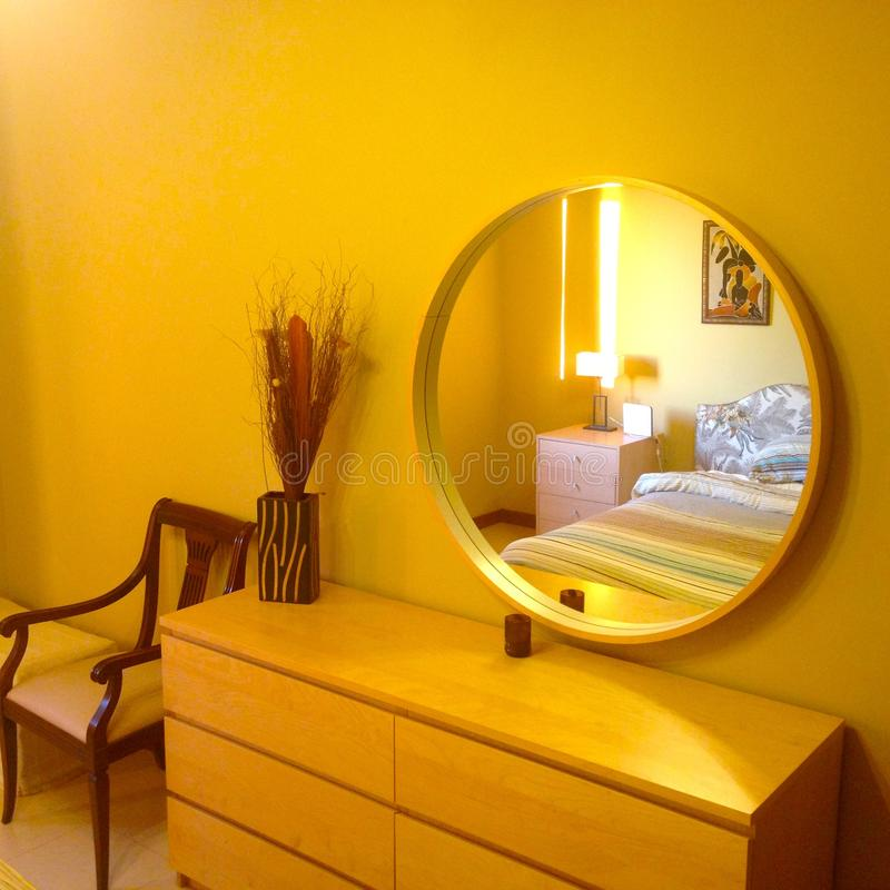 Yellow, Room, Interior Design, Furniture royalty free stock photos