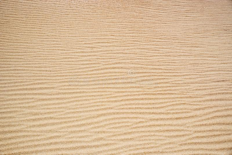 Close up image of beautiful sand texture background royalty free stock images