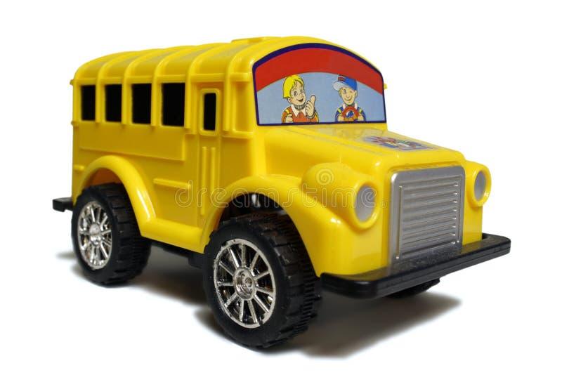 Download Yellow school bus toy stock photo. Image of school, elementary - 13611826